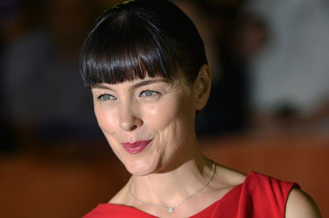 Counterpart co-star Olivia Williams arrives for the North American premiere of Maps to the Stars at the Toronto International Film Festival in Toronto, Canada on September 9, 2014. File Photo by Christine Chew/UPI