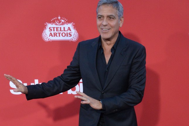 George Clooney is directing and will star in a Hulu adaptation of the novel Catch-22. File Photo by Jim Ruymen/UPI
