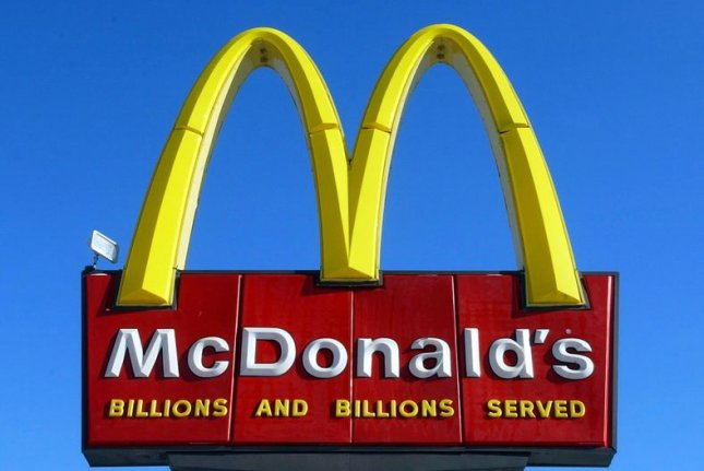 McDonald's shareholders voted against a study about plastic straws despite pressure to ditch them due to environmental hazards. File Photo by Bill Greenblatt/UPI