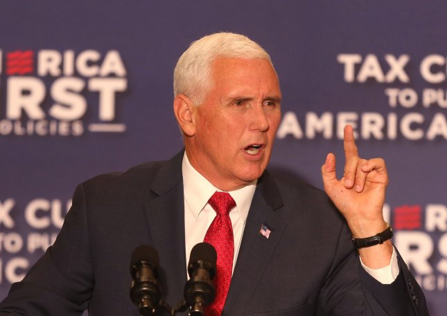 Mike Pence 'never' part of 25th Amendment conversation, he says