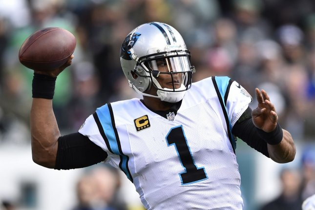 22459f417e53 Cam Newton and the Carolina Panthers take on the Baltimore Ravens this  weekend. Photo by Derik Hamilton UPI
