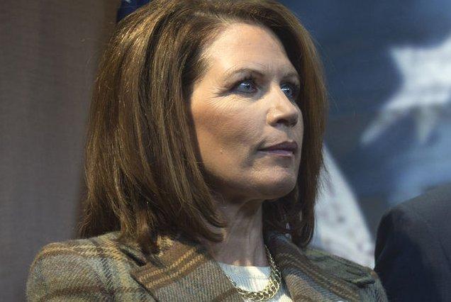 Rep. Michele Bachmann (R-Minn). UPI/Kevin Dietsch
