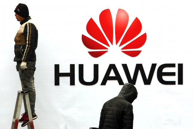 Huawei, a major Chinese telecommunications company, is under U.S. investigation. File Photo by Stephen Shaver/UPI