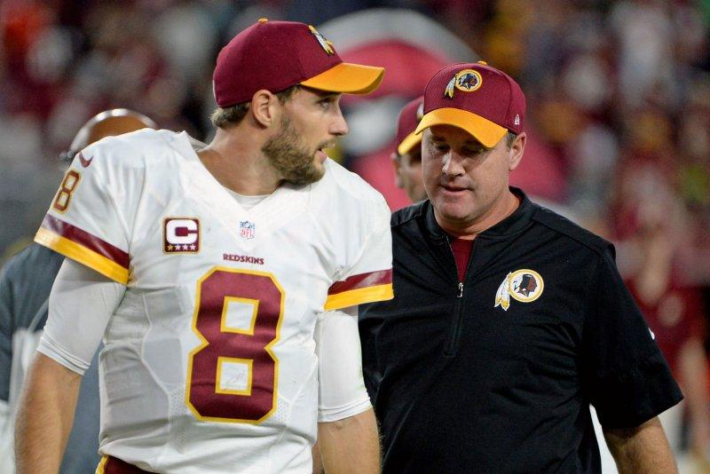 b0fc7e9b02b Washington Redskins QB Kirk Cousins heads Pro Bowl replacements ...