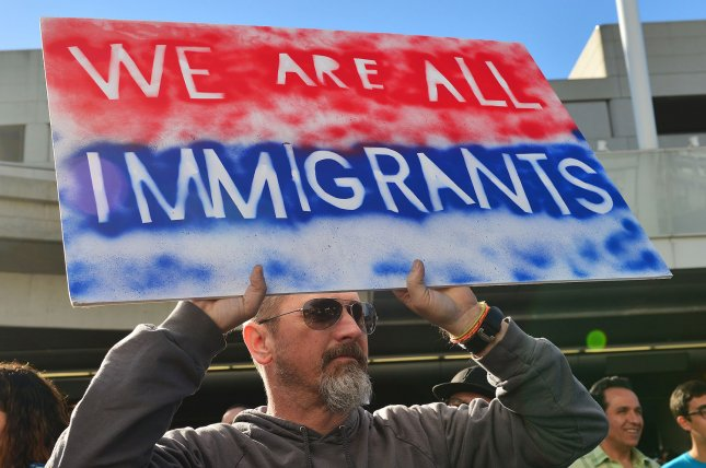 The 9th Circuit Court of Appeals on Monday ruled people from six Muslim-majority countries without a bona fide connection in the United States may be banned pending a December hearing on President Donald Trump's travel ban. File Photo by Christine Chew/UPI