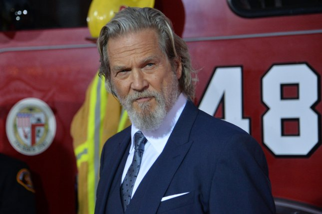 Jeff Bridges will be honored at the Golden Globe Awards ceremony in January. File Photo by Jim Ruymen/UPI