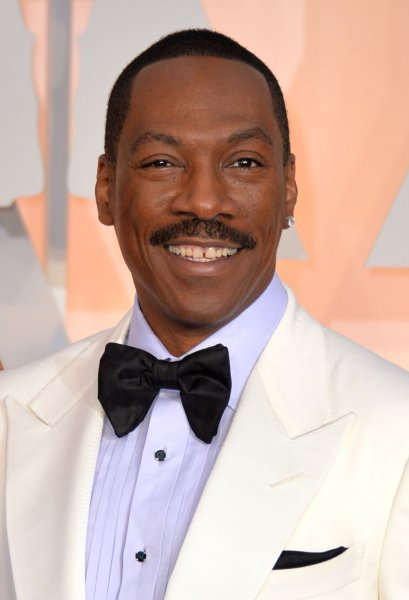 Eddie Murphy arrives on the red carpet at the 87th Academy Awards at the Hollywood & Highland Center in Los Angeles on February 22, 2015. Photo by Kevin Dietsch/UPI