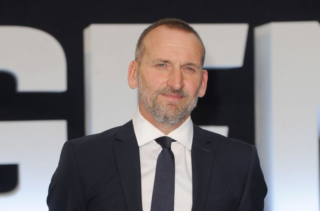 Christopher Eccleston has signed on to play Doctor Who again in a new project. File Photo by Paul Treadway/UPI