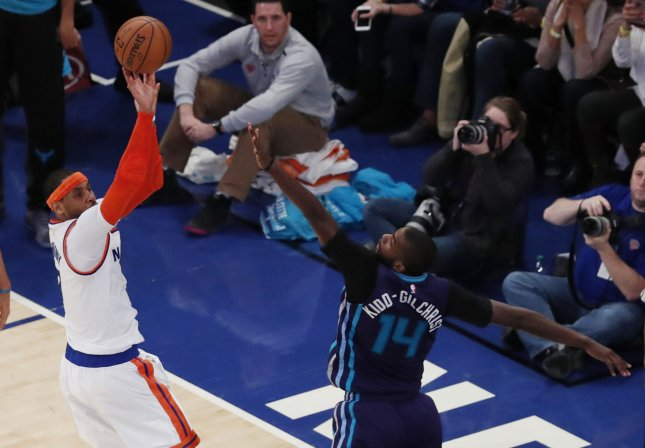 NBA rumors: New York Knicks, Houston Rockets revive Carmelo