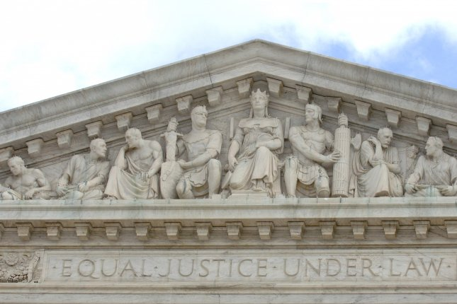 In its decision, the Supreme Court tightened language from a lower ruling from the 9th U.S. Circuit Court of Appeals. File Photo by Kevin Dietsch/UPI