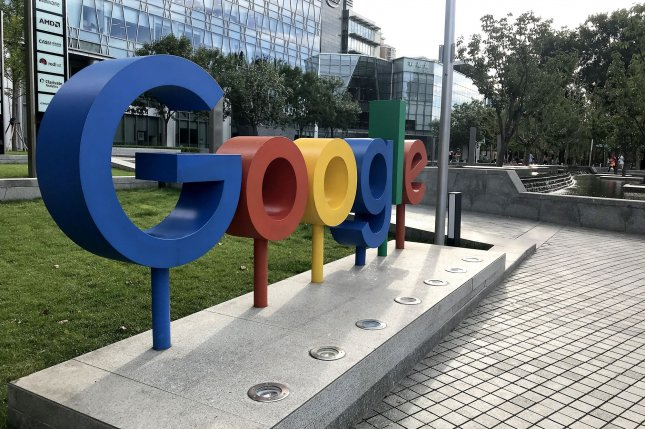 Google has agreed to a multi-million-dollar settlement to resolve allegations it discriminated against female and Asian employees and job applicants. Photo by Stephen Shaver/UPI