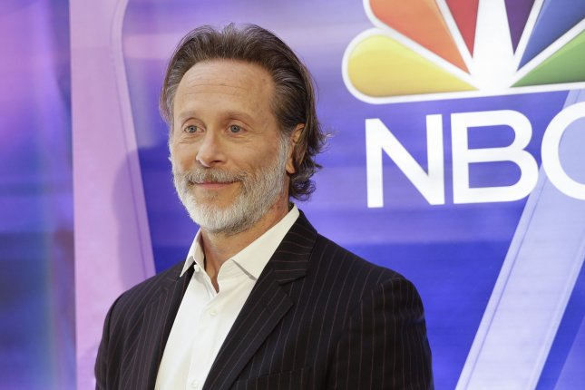 Steven Weber from Indebted arrives on the red carpet at the NBC Midseason New York Press Junket at Four Seasons Hotel on January 23, 2020 in New York City. The actor turns 60 on March 4. File Photo by John Angelillo/UPI