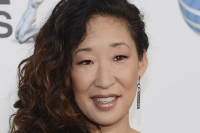 Actress Sandra Oh arrives for the 44th NAACP Image Awards in Los Angeles on February 1, 2013. Oh is set to star in BBC America's Killing Eve. File Photo by Phil McCarten/UPI