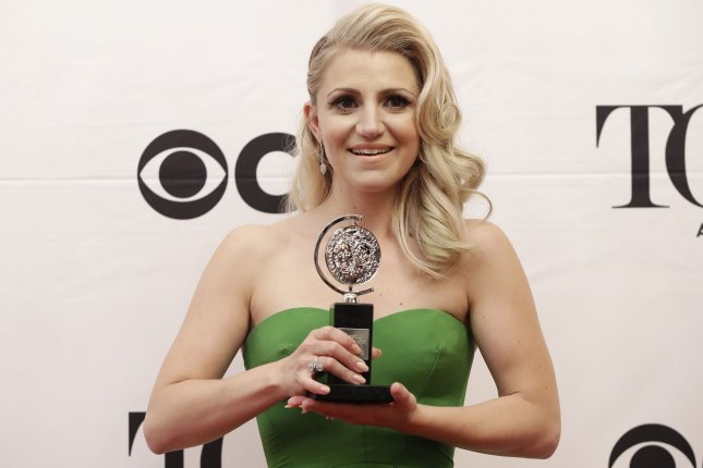 Annaleigh Ashford has landed a role in CBS comedy pilot B Positive. File Photo by John Angelillo/UPI