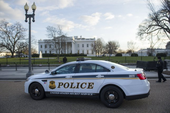 Two members of the U.S. Secret Service are being investigated by the Homeland Security Department for allegedly driving a vehicle into a security barricade near the White House on March 4. The men may have been intoxicated during the incident, media reports said. Photo: UPI/Kevin Dietsch
