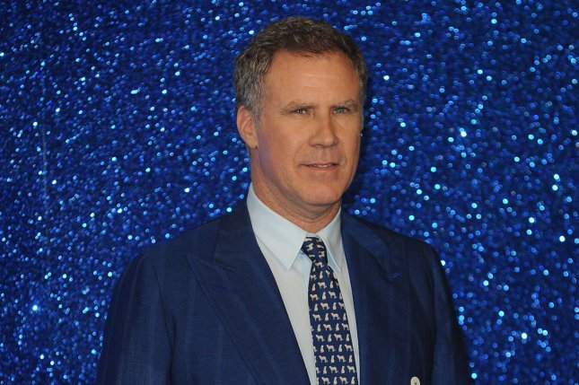 """American actor Will Ferrell attends the premiere of """"Zoolander 2"""" in London on February 4, 2016. Photo by Paul Treadway/ UPI"""