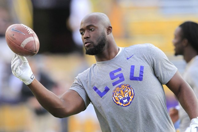 The Jaguars could not pass up LSU's Leonard Fournette when he fell to them. File photo by AJ Sisco/UPI