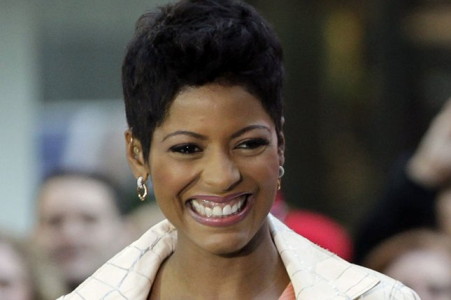 Tamron Hall discussed how her departure from Today and replacement by Megyn Kelly eventually led to her new talk show. File Photo by John Angelillo/UPI