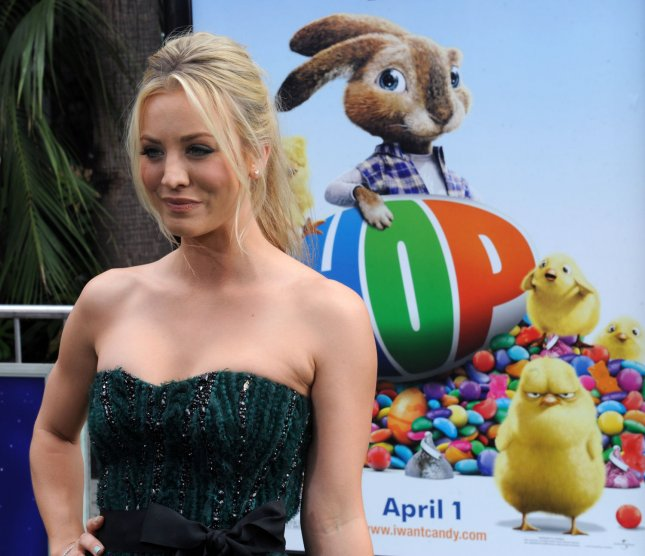 Actress Kaley Cuoco is to serve as host of the upcoming People's Choice Awards show in Los Angeles. UPI/Jim Ruymen