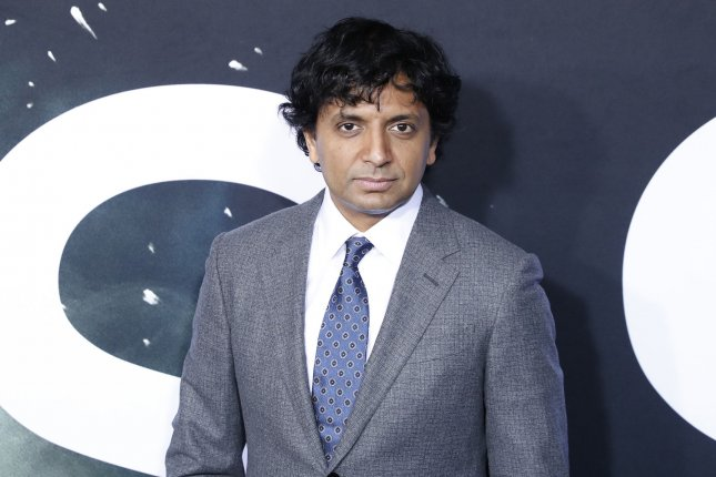 Filmmaker M. Night Shyamalan's Apple TV+ series Servant is scheduled to premiere on Nov. 28. File Photo by John Angelillo/UPI