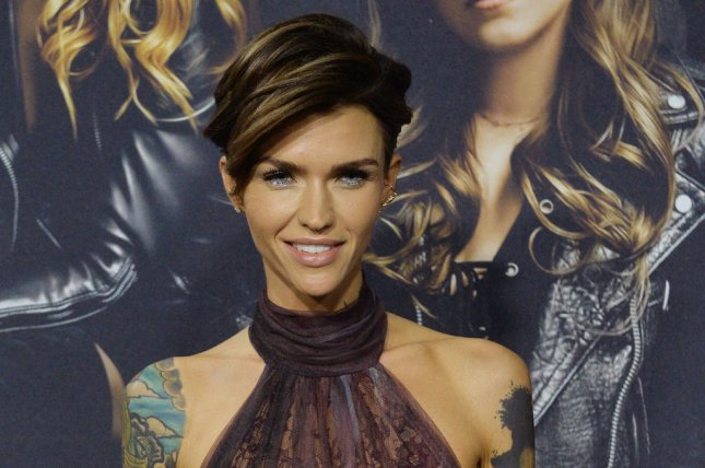 Former Batwoman star Ruby Rose attends the premiere of Pitch Perfect 3 on December 2017. The series is set to feature a new lead character. File Photo by Jim Ruymen/UPI