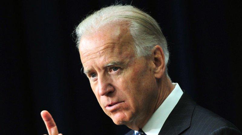 Vice President Joe Biden in Washington, D.C. on April 18, 2012. UPI File Photo/Kevin Dietsch