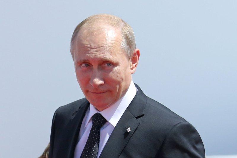Russian President Vladimir Putin. File Photo by David Silpa/UPI