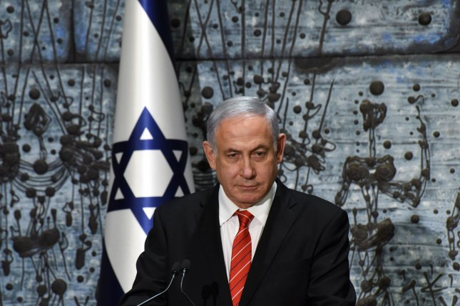 Israeli Prime Minister Benjamin Netanyahu said that Israel's military needs an immediate increase in funding to counter a growing threat from Iran. File Photo by Debbie Hill/UPI