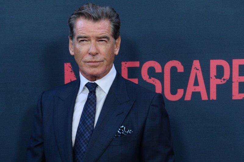 Pierce Brosnan is working on Season 2 of the AMC drama The Son. File Photo by Jim Ruymen/UPI