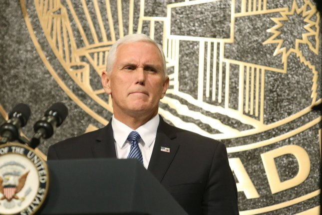 Pence delays trip to Middle East