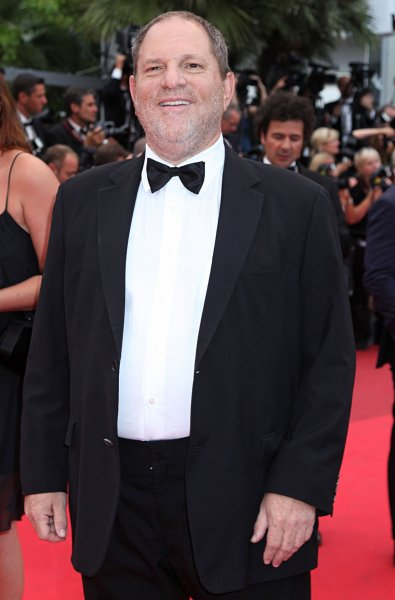 Harvey Weinstein arrives on the red carpet before the screening of the film Les Bien-Aimes during the 64th annual Cannes International Film Festival in Cannes, France on May 22, 2011. UPI/David Silpa
