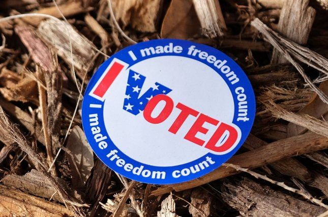 Until now, voting by mail has been limited in the state. Texans seeking an absentee ballot that they can fill out at home and mail in had to be 65 years or older, have a disability or illness, be out of the county during the election period, or be confined in jail.Photo by Gary I Rothstein/UPI