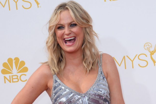 Amy Poehler in an August 2014 UPI file photo.