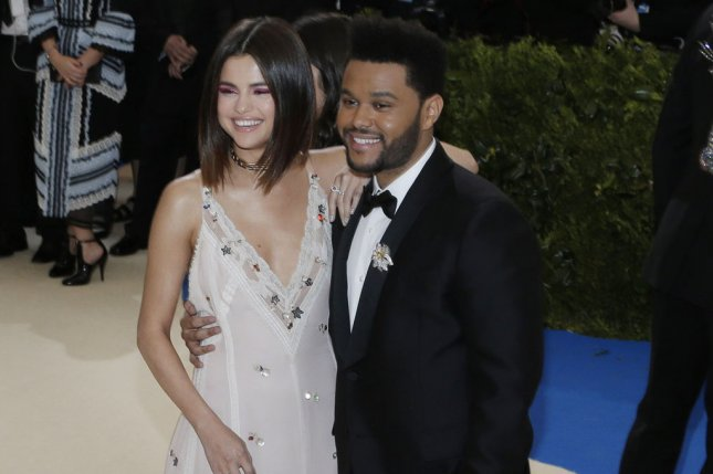 According to reports, Selena Gomez and The Weeknd have broken up after dating for almost 10 months. Photo by John Angelillo/UPI