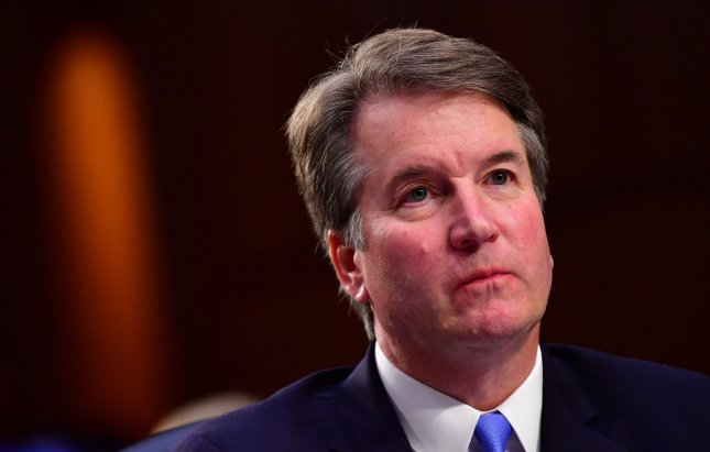 Christine Blasey Ford's lawyers said Sunday she will testify in an open hearing about her sexual assault allegations against Supreme Court nominee Brett Kavanaugh on Thursday. Photo by Kevin Dietsch/UPI