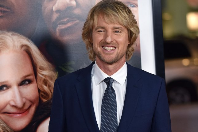 Owen Wilson is set to co-star in the Disney+ series, Loki. File Photo by Christine Chew/UPI
