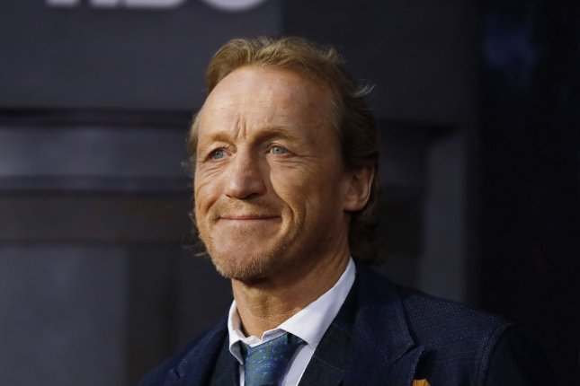 Jerome Flynn is set to star in the BBC thriller, The Trick.  File Photo by John Angelillo/UPI