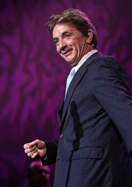 Comedian Martin Short will be joining the cast of the hugely successful sitcom How I Met Your Mother. UPI/Michael Bush