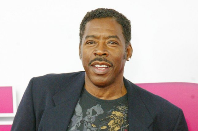 Ernie Hudson arrives for the premier of the movie Year One at the Lincoln Square theater on June15, 2009 in New York City. (UPI Photo/Monika Graff)
