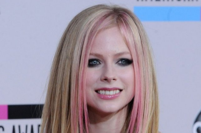 Avril Lavigne revealed her recent health issue to be Lyme disease. File photo by Jim Ruymen/UPI