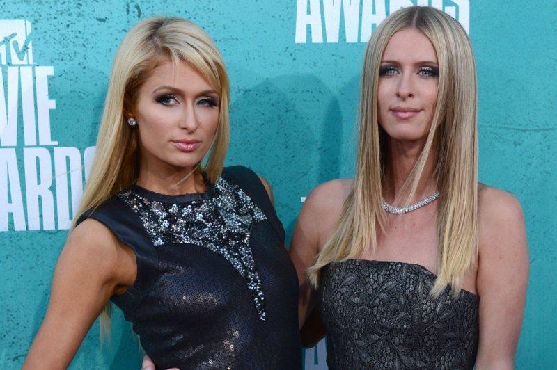 Paris Hilton Hosts Sister Nicky Hiltons Baby Shower Upicom