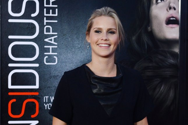 Claire Holt attends the Los Angeles premiere of Insidious: Chapter 2 on September 10, 2013. The actress' husband filed to end their marriage last week. File Photo by Jim Ruymen/UPI