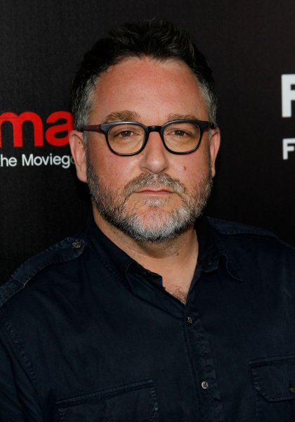 Colin Trevorrow arrives for the Focus Features Celebrates 15 Years And A Bright Future at CinemaCon 2017 in Las Vegas on March 29. The director has left Star Wars: Episode IX. File Photo by James Atoa/UPI