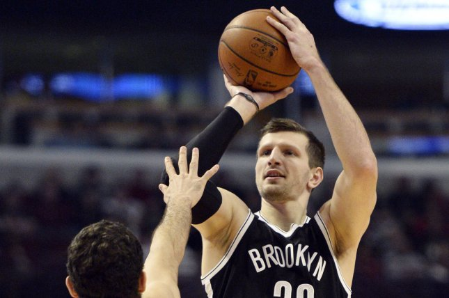 Mirza Teletovic has pulmonary emboli in both lungs