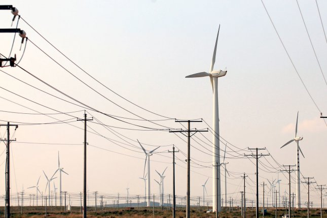 The European Commission said Thursday it wants to up the ante in terms of renewable energy use in the bloc. File Photo by Stephen Shaver/UPI