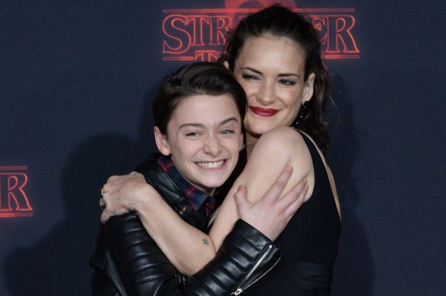 Stranger Things Season 3 starring Noah Schnapp and Winona Ryder is set to debut on Netflix on July 4. File Photo by Jim Ruymen/UPI