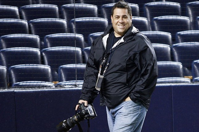 New York Post photographer Anthony J. Causi spent more than two decades chronicling professional sports teams in the city, including the New York Yankees at Yankee Stadium (shown). File Photo by John Angelillo/UPI