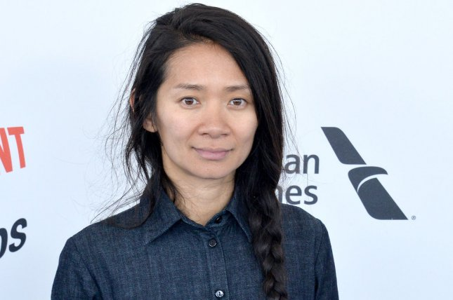 Filmmaker Chloe Zhao's next film Nomadland will premiere at both the Venice and Toronto film festival on Sept. 11. File Photo by Jim Ruymen/UPI