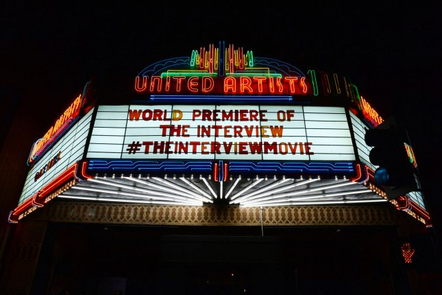 Premiere of The Interview in Los Angeles on December 11, 2014. UPI/Jim Ruymen