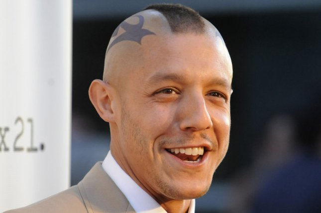 Theo Rossi has joined the cast of 'When the Bough Breaks.' Photo by Phil McCarten/UPI